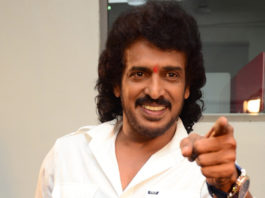Upendra At Kabza Movie Launch
