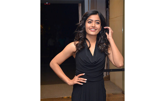Rashmika Latest