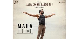 Suriya Impress With Maha Theme Song