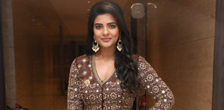 Aishwarya Rajesh At World Famous Lover Event