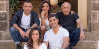 Amala Paul Web series With Mahesh Bhatt
