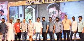 Bheeshma Success Meet