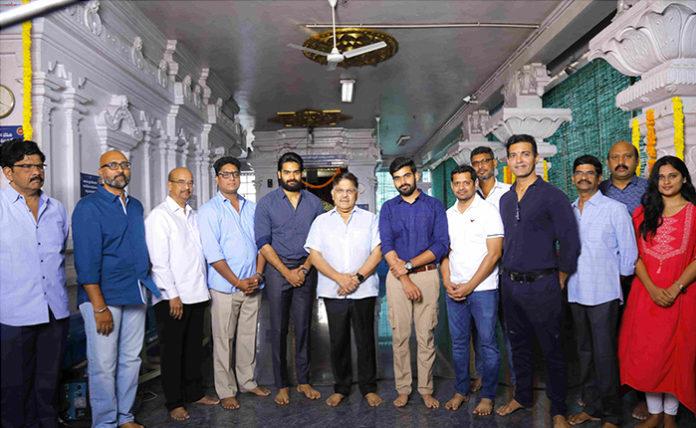Chaavu Kaburu Challaga Movie Launch