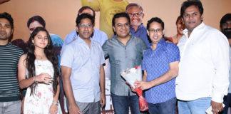 KTR Praises Pressure cooker movie