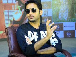 Nithiin Bheeshma Interview pic