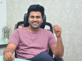 Sharwanand interview pic