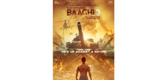Tiger Shroff Baaghi 3