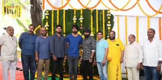 Naga Shaurya's New Film Launch