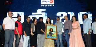 15 years celebrations for anushka Nishabdam team