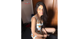 Actress Twiinkle Saaj
