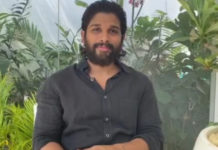Allu Arjun announced 20 L