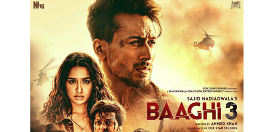 Baaghi 3 collections