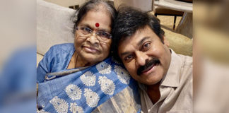 Chiranjeevi in instagram