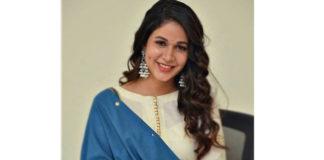 Lavanya Tripathi announced 1 Lakh