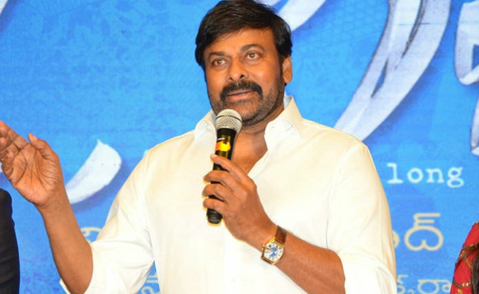 Megastar Chiranjeevi about his future projects