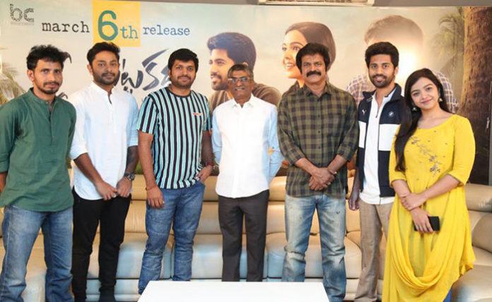 Anil Ravipudi wishes to O Pitta Katha team