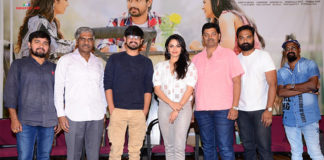 Orey bujjiga press meet