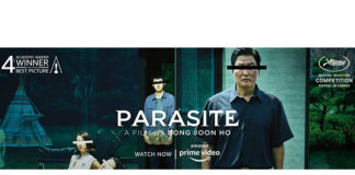 Parasite Is Streaming In Amazon Prime