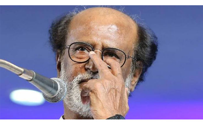 Superstar Rajinikanth Confirms He Is Not Interested To Become Chief Minister