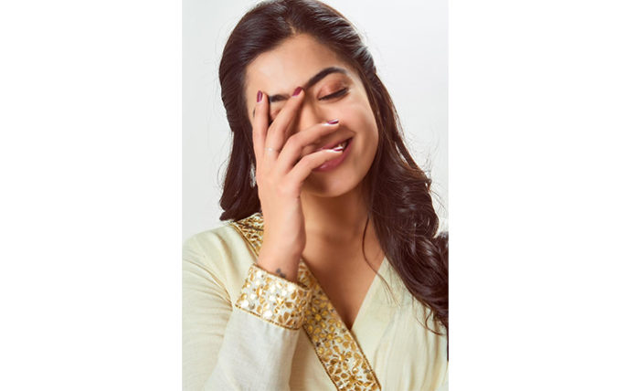 Rashmika Mandanna Got 1 million followers