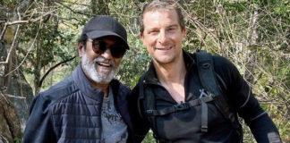 Supesstar Rajinikanth Into The Wild with Bear Grylls