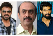 Suresh Babu, Venkatesh, Rana 1 Cr to Cine, Healthcare Workers