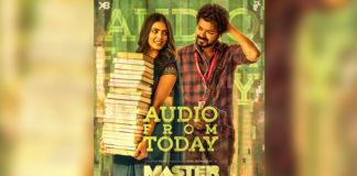 Vijay Master Track list