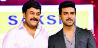 Chiranjeevi Is Playing Guru Of Ram Charan