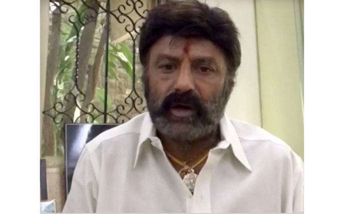 Natasimha NBK Letter To Fans