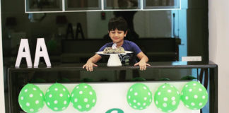allu ayaan 6th Birthday