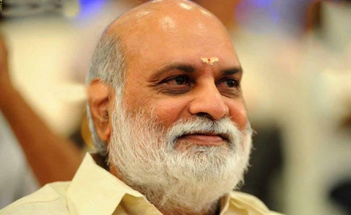 Birthday wishes to Legendary Director K. Raghavendra Rao