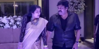 Chiranjeevi Shares Dancing Video from #80sClub
