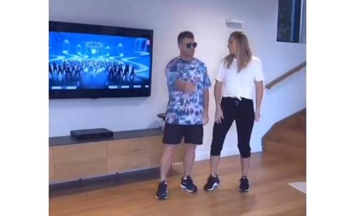 David Warner Attempts 50 Times For Mind Block Song TikTok