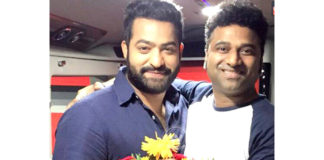 Devi Sri Prasad Surprise Birthday Gift To Young Tiger NTR.