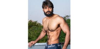 Hero Kartikeya Gummakonda turns Macho with 6-Pack Abs