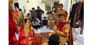 Hero Nikhil Married Pallavi Varma
