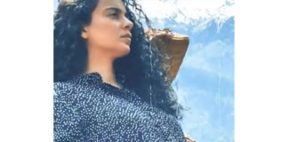 Kangana Ranaut Showcases Her Poetic Side