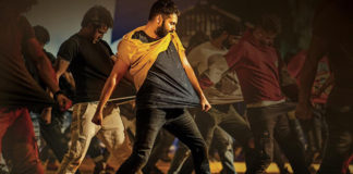 Mass Song 'Dinchak' Glimpse from Energetic Star Ram Pothineni's exciting Crime Thriller RED garners a huge response