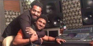 Music director Devi Sri Prasad birthday wishes to young tiger NTR