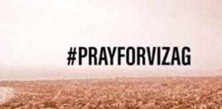 Tollywood Pray for vizag