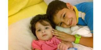 Sibling Love Of Gautam And Sitara