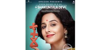Vidya Balan's Shakuntala Devi Opts For OTT Release