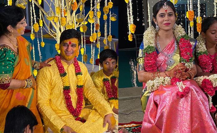 Young Hero Nikhil Wedding Tomarrow