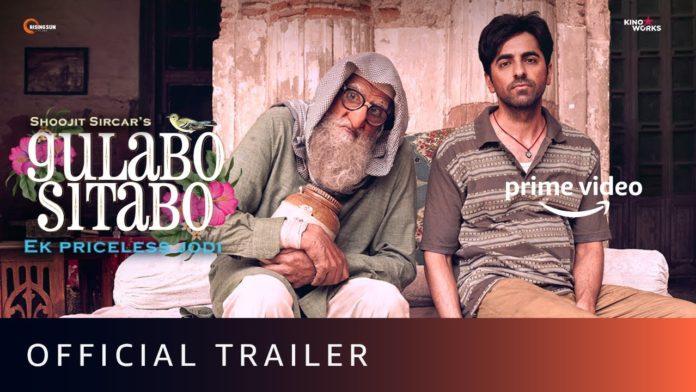Gulabo Sitabo Trailer Offers A Honest Comedy Drama