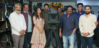 prabhas20 Launch