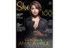 Amala Paul Sizzles On She Magazine