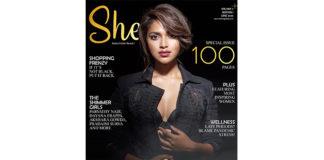 Amala Paul Sizzles On She Magazine