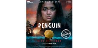 Keerthy Suresh Penguin