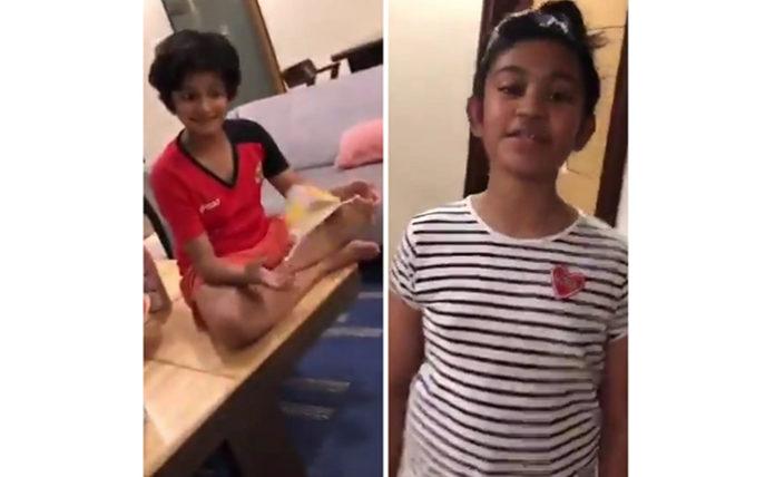 Ramcharan Appreciates His Nieces Efforts