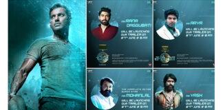 Vishal's 'Chakra' Trailer Simultaneously In 4 Languages Tomorrow